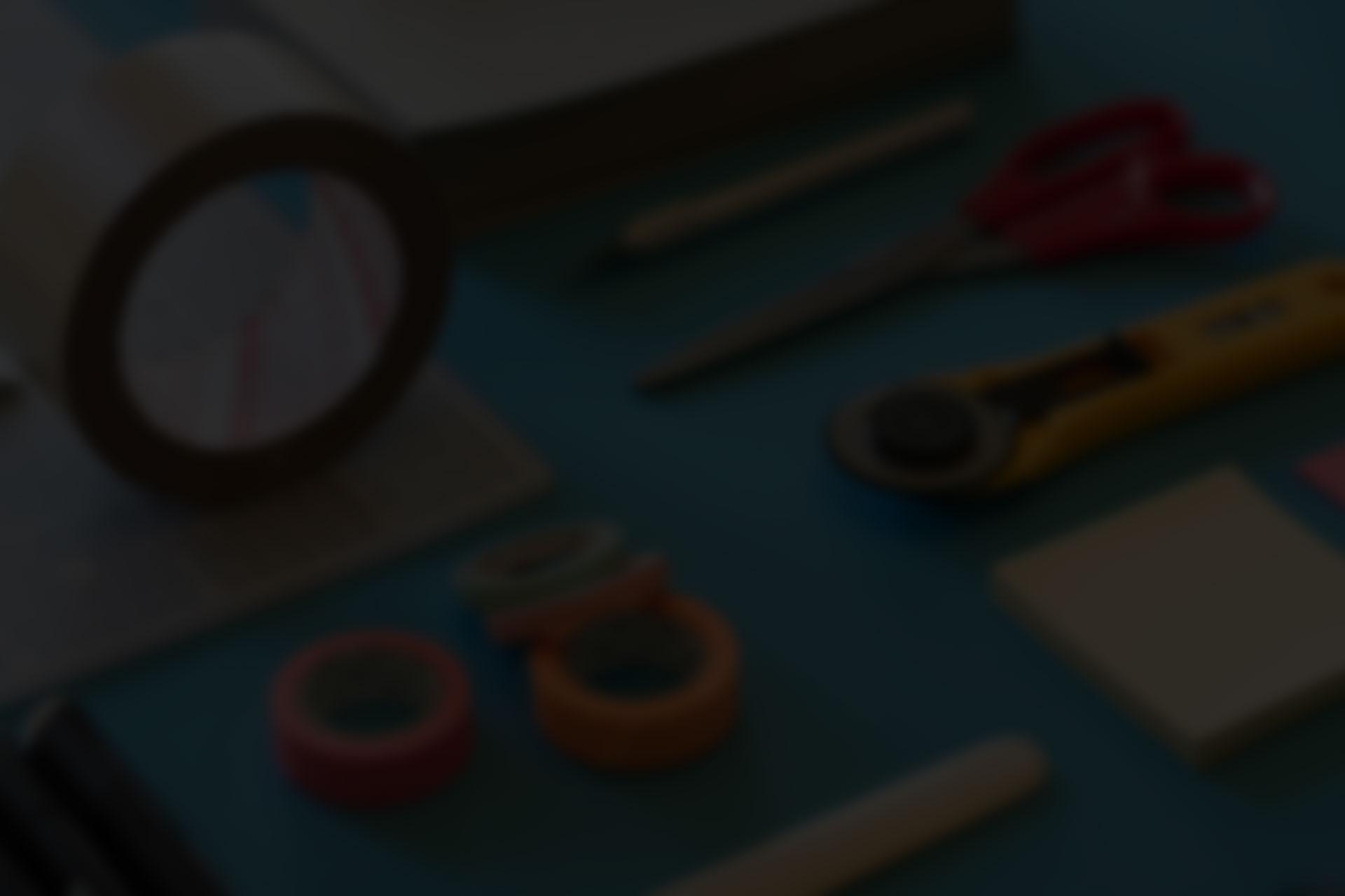 Werkzeuge eines Designers
